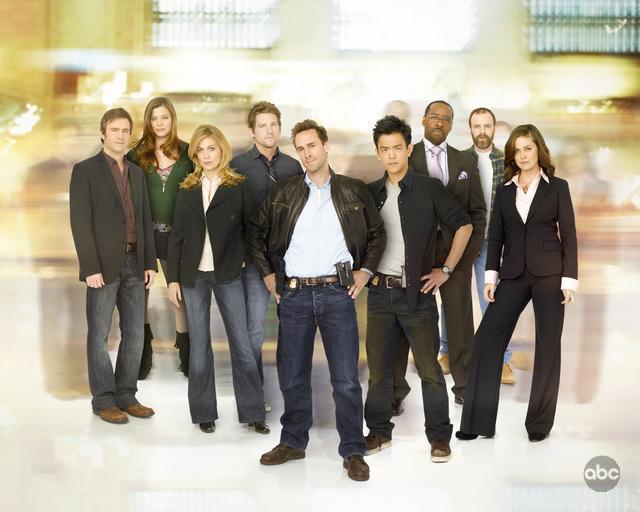 Peyton List, Sonya Walger, Zachary Knighton, Joseph Fiennes, John Cho, Courtney B. Vance, Brian O'byrne, Christine Woods