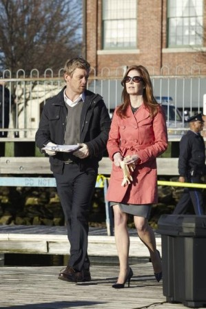 ABC's new drama Body of Proof premieres March 29, 2011.