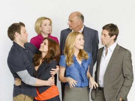 Better Together - Jake Lacy, Joanna Garcia, Debra Jo Rupp, Jennifer Finnigan, Kurt Fuller, Josh Cooke.