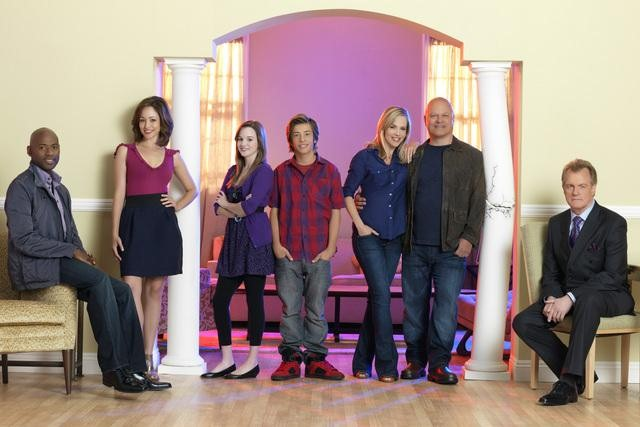 Romany Malco as George St. Cloud, Autumn Reeser as Katie Andrews, Kay Panabaker as Daphne Powell, Jimmy Bennett as JJ Powell, Julie Benz as Stephanie Powell, Michael Chiklis as Jim Powell and Stephen Collins as Dr. Dayton King.
