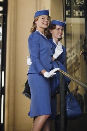 Margot Robbie and Kelli Garner star in ABC's Pan Am.