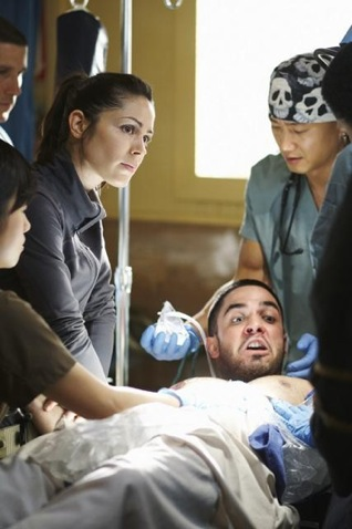 ABC's new drama Combat Hospital premieres June 21, 2011.