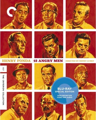 12 Angry Men was released on Blu-ray and DVD on November 22nd, 2011