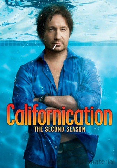 Californication: The Second Season was released on DVD on August 25th, 2009.