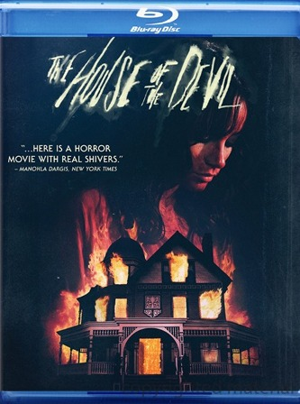 House of the Devil was released on Blu-ray and DVD on February 2nd, 2010.