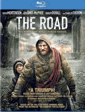 The Road was released on Blu-Ray and DVD on May 25th, 2010.