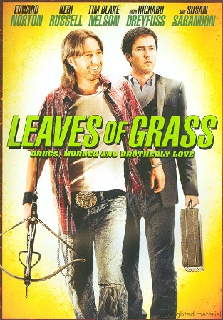 Leaves of Grass was released on Blu-Ray and DVD on Oct. 12, 2010.