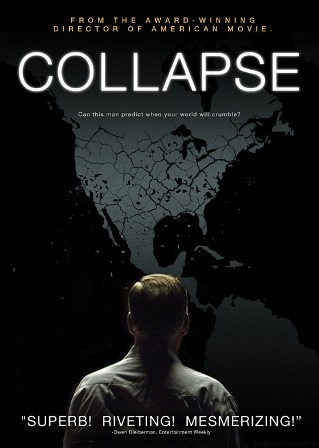 Collapse was released on DVD on June 15th, 2010.