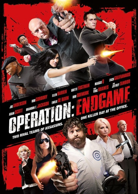 Operation: Endgame was released on DVD and Blu-ray on July 27th, 2010