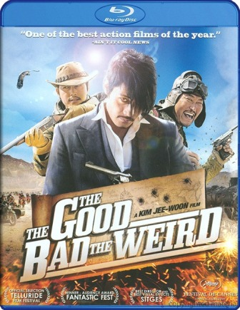 The Good, The Bad, The Weird will be released on Blu-ray and DVD on August 17th, 2010
