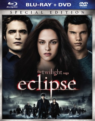 The Twilight Saga: Eclipse was released on Blu-Ray and DVD on December 4th, 2010.