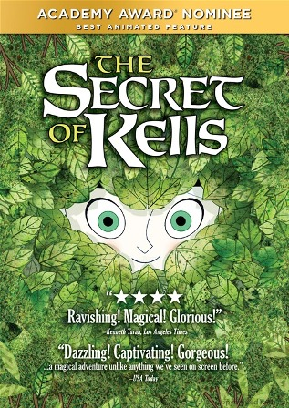 The Secret of Kells was released on Blu-ray and DVD on October 5th, 2010