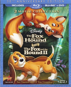 The Fox and the Hound was released on Blu-Ray and DVD on August 9, 2011.
