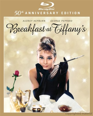 Breakfast at Tiffany's was released on Blu-Ray on Sept. 20, 2011.