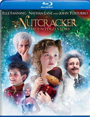 The Nutcracker: The Untold Story was released on Blu-ray and DVD on Nov. 1, 2011.