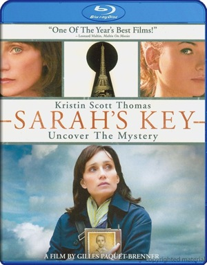 Sarah's Key was released on Blu-ray and DVD on Nov. 22, 2011.