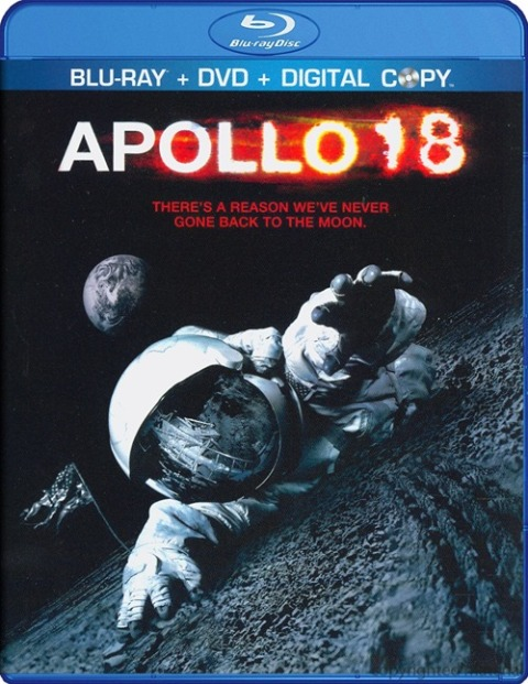 Apollo 18 was released on Blu-ray on December 27th, 2011