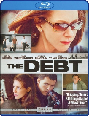 The Debt was released on Blu-ray and DVD on Dec. 6, 2011.