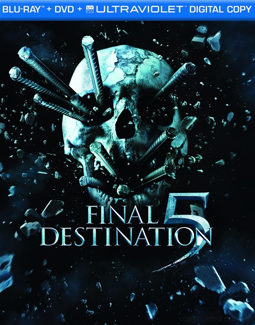 Final Destination 5 was released on Blu-ray and DVD on Dec. 27, 2011.