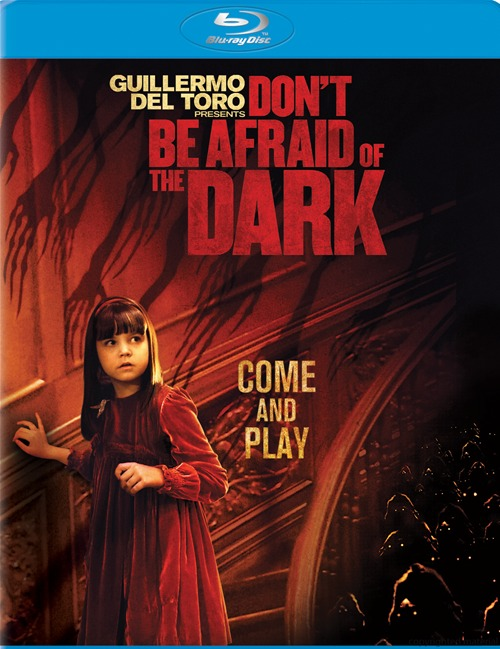 Don't Be Afraid of the Dark was released on Blu-ray and DVD on Jan. 3, 2011.