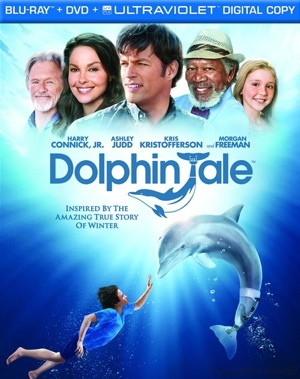 Dolphin Tale was released on Blu-ray and DVD on Dec. 20, 2011.