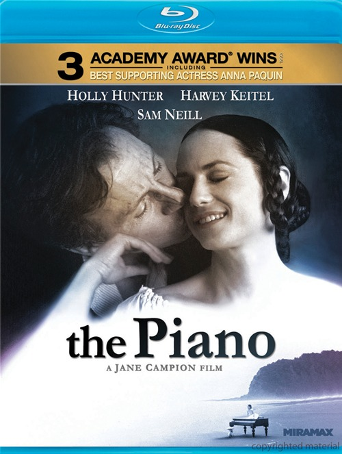 The Piano was released on Blu-ray on Jan. 31, 2012.