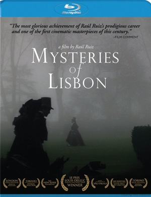 Mysteries of Lisbon was released on Blu-ray and DVD on Jan. 17, 2012.