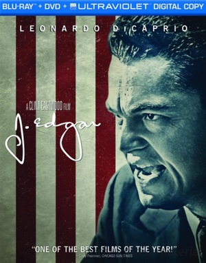 J. Edgar was released on Blu-ray and DVD on Feb. 21, 2012.