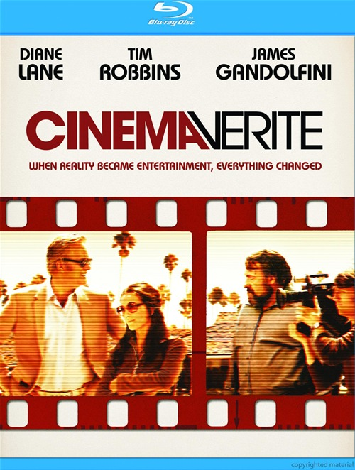 Cinema Verite was released on Blu-ray and DVD on April 24, 2012.