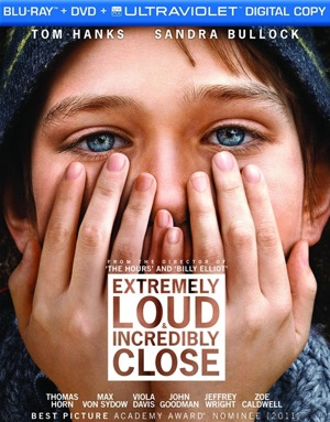 Extremely Loud and Incredibly Close was released on Blu-ray and DVD on March 27, 2012.