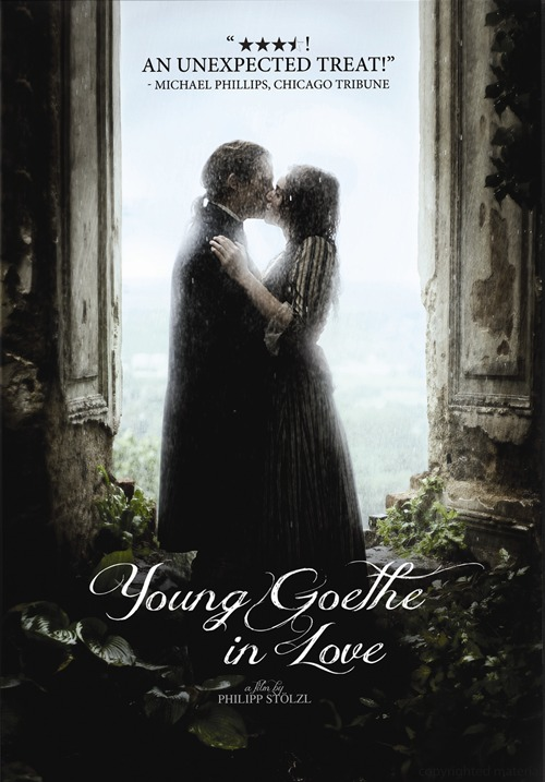 Young Goethe in Love was released on DVD on April 24, 2012.