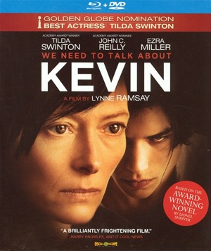 We Need to Talk About Kevin was released on Blu-ray and DVD on May 29, 2012.
