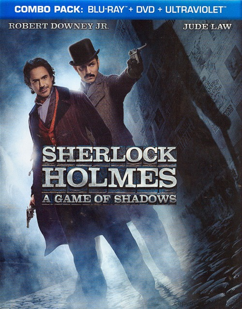 Sherlock Holmes: A Game of Shadows was released on Blu-ray and DVD on June 12, 2012.