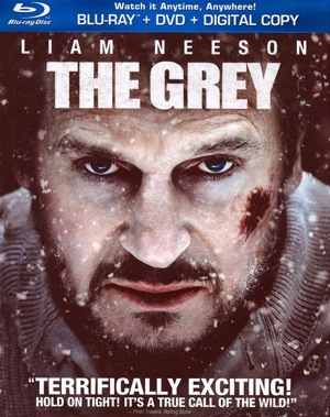 The Grey was released on Blu-ray and DVD on May 15, 2012.