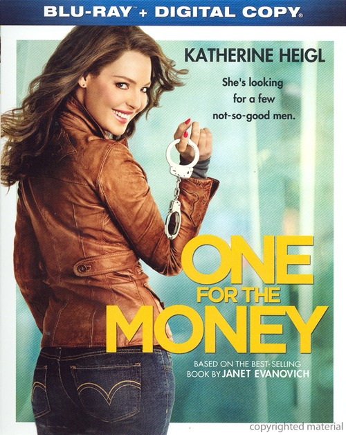 One for the Money was released on Blu-ray and DVD on May 15, 2012.