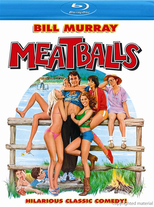 Meatballs was released on Blu-ray and DVD on June 12, 2012.