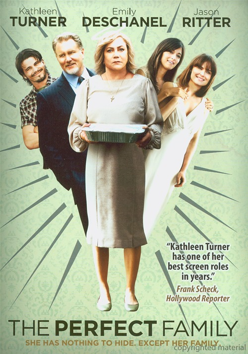 The Perfect Family was released on DVD on June 26, 2012.