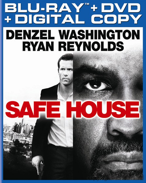 Safe House was released on Blu-ray and DVD on June 5, 2012.