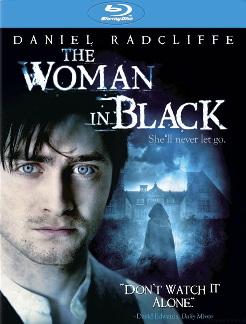 The Woman in Black was released on Blu-ray and DVD on May 22, 2012.