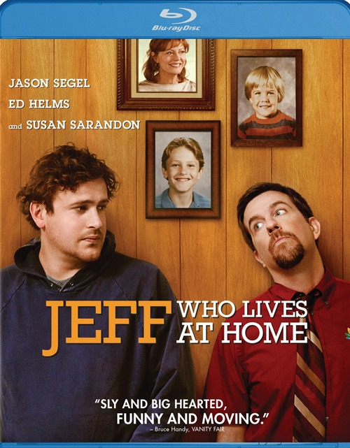 Jeff, Who Lives at Home was released on Blu-ray and DVD on June 19, 2012.