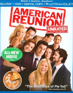 American Reunion was released on Blu-ray and DVD on July 10, 2012.