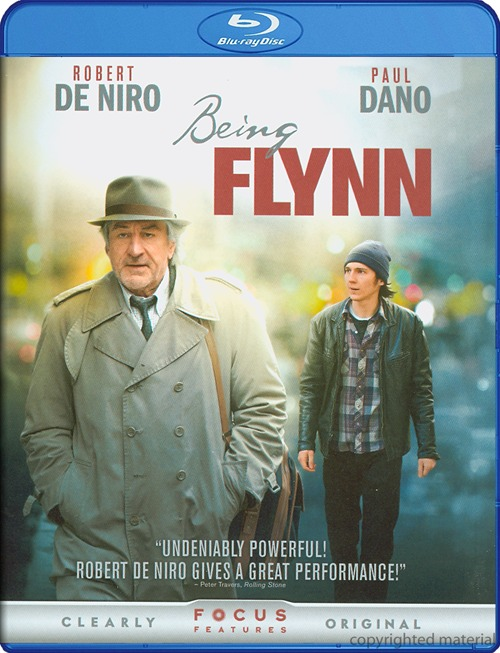 Being Flynn was released on Blu-ray and DVD on July 10, 2012.