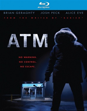 ATM was released on Blu-ray and DVD on July 31, 2012.