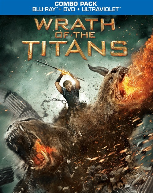 Wrath of the Titans was released on Blu-ray and DVD on June 26, 2012.