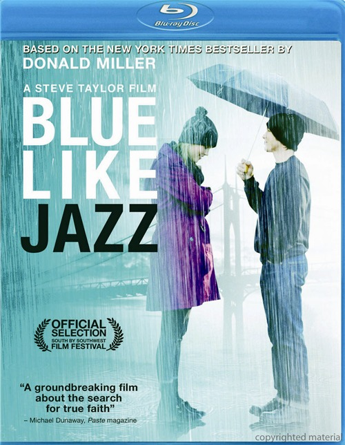 Blue Like Jazz was released on Blu-ray on August 7, 2012.