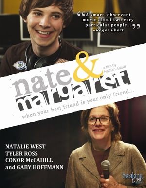 Nate and Margaret was released on DVD on August 28, 2012.