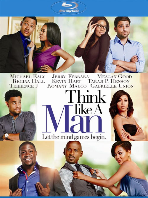 Think Like a Man was released on Blu-ray and DVD on August 28, 2012.