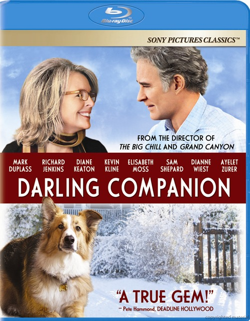 Darling Companion was released on Blu-ray and DVD on August 28, 2012.