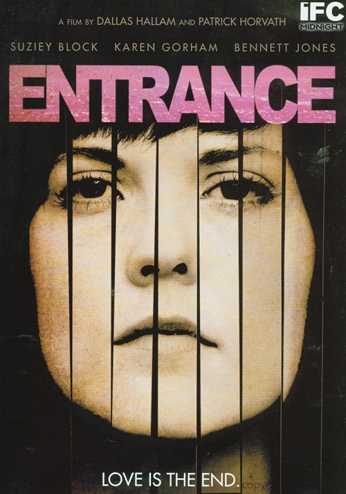 Entrance was released on DVD on September 11, 2012.
