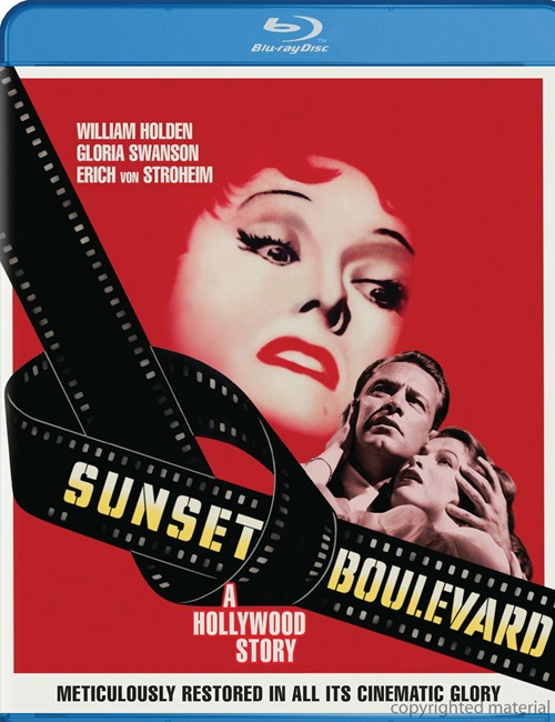 Sunset Boulevard was released on Blu-ray on November 6th, 2012.